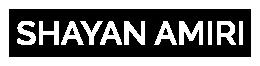 Beats, Music Production, Vocal Recording & Editing, Mixing & Mastering, Los Angeles Music Producer Shayan Amiri