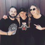 Los Angeles Music Producer Shayan Amiri with Esjay Jones & Frank Zummo