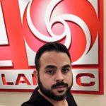 Los Angeles Music Producer Shayan Amiri at Atlantic Records